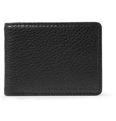 Marc by Marc Jacobs Textured-Leather Billfold Wallet