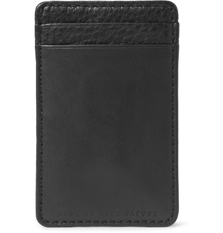 Marc by Marc Jacobs Leather Card Holder
