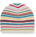 Paul Smith Shoes & Accessories Reversible Striped Beanie Hat