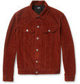 A.P.C. - Slim-Fit Corduroy Jacket