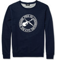 A.P.C. - Printed Loopback Cotton-Jersey Sweatshirt
