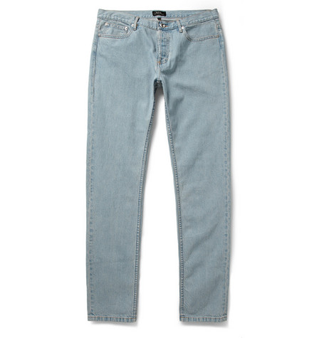 A.P.C. Petit New Standard Slim-Fit Denim Jeans
