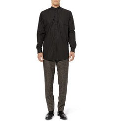 Christophe Lemaire Wool and Alpaca-Blend Trousers