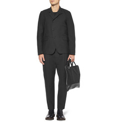 Christophe Lemaire Regular-Fit Cotton and Wool-Blend Suit Trousers