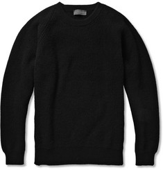 Christophe Lemaire Ribbed Yak And Wool-Blend Sweater