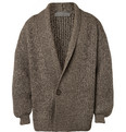 Lemaire Chunky Yak and Wool-Blend Cardigan