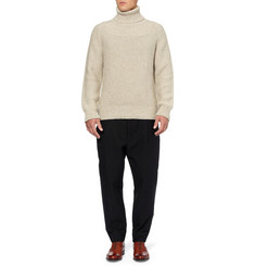Christophe Lemaire Yak and Virgin Wool-Blend Rollneck Sweater