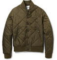 Aspesi - Quilted Padded Bomber Jacket