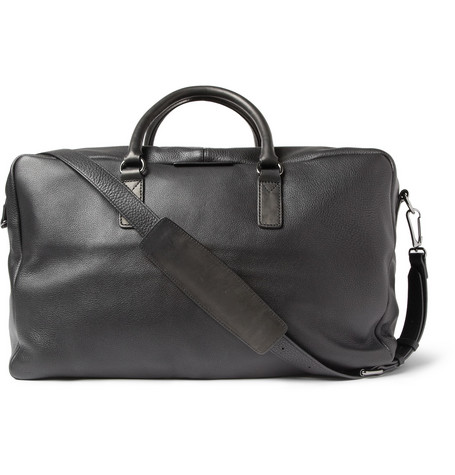Marc by Marc Jacobs Textured-Leather Holdall Bag