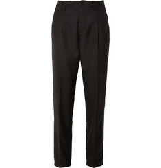 Dolce & Gabbana Pleated Twill Trousers