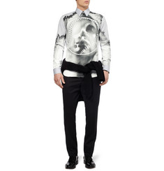 Givenchy Printed Cotton Shirt