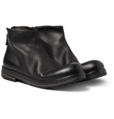 Marsell Leather Boots