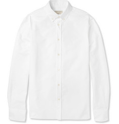 Maison Kitsuné Slim-Fit Button-Down Collar Oxford Shirt