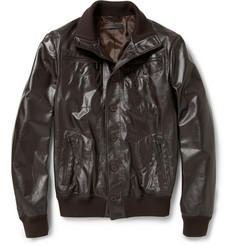 Bottega Veneta Leather Jacket