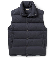 Bottega Veneta Down-Filled Quilted Gilet