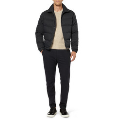 Bottega Veneta Down-Filled Quilted Jacket