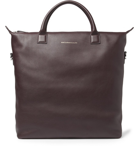 WANT Les Essentiels de la Vie O'Hare Leather Tote Bag