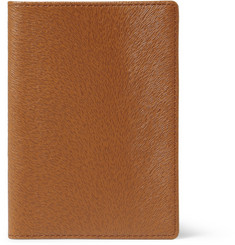 WANT Les Essentiels de la Vie Pearson Printed-Leather Passport Cover