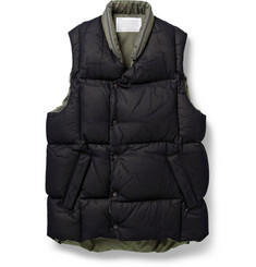Kolor Down-Filled Quilted Gilet