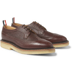 Thom Browne Full-Grain Leather Brogues