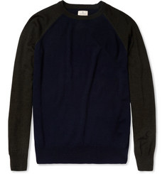 Hartford Raglan-Sleeved Merino Wool Sweater