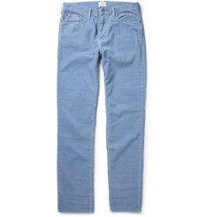 Hartford Regular-Fit Corduroy Trousers