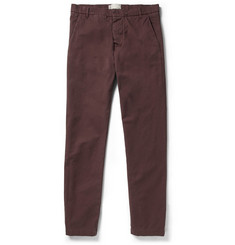Band of Outsiders Regular-Fit Cotton-Twill Chinos