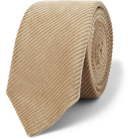 Band of Outsiders Corduroy Tie