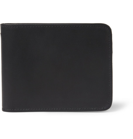 Maison Martin Margiela Leather Billfold Wallet with Card Holder