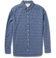 Rag & bone - Plaid Cotton-Blend Shirt