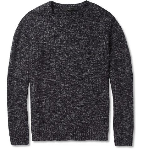Rag & bone Jeremy Merino Wool-Blend Sweater