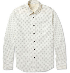 Rag & bone Yokohoma Star-Print Cotton Shirt