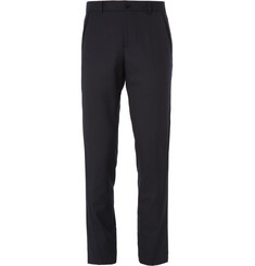 Wooyoungmi Slim-Fit Twisted-Leg Trousers