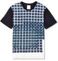 Wooyoungmi - Printed Cotton-Jersey T-Shirt