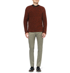Paul Smith Metallic knitted sweater