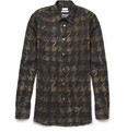 Paul Smith - Slim-Fit Printed Cotton Shirt