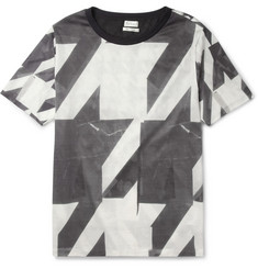 Paul Smith Printed Mercerised-Cotton T-Shirt