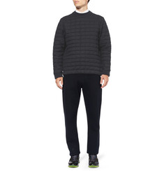 Lanvin Quilted Wool Sweater