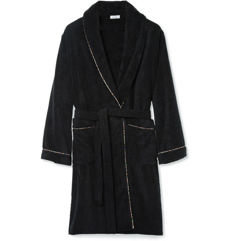 Paul Smith Shoes & Accessories Cotton-Terry Bath Robe
