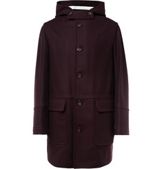 Marni Boxy-Fit Wool-Blend Coat