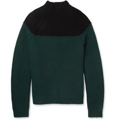 Marni Chunky-Knit Wool Sweater