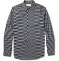 Marni - Houndstooth-Print Cotton Shirt