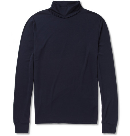 Raf Simons Modal-Blend Rollneck Sweater