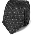Raf Simons - Patterned Woven-Silk Tie