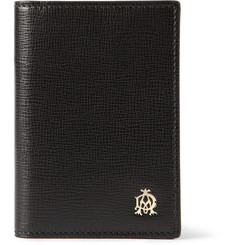 Alfred Dunhill Belgrave Textured-Leather Card Holder