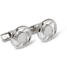 Alfred Dunhill Swivel Steering Wheel Cufflinks