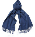 A.P.C. - Wool and Cashmere-Blend Scarf