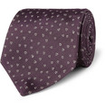 Paul Smith London - Heart-Patterned Silk Tie