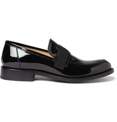 O'Keeffe Algy Patent-Leather Loafers