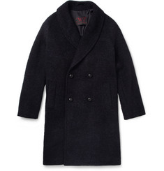 MP di Massimo Piombo Baby Alpaca-Blend Coat